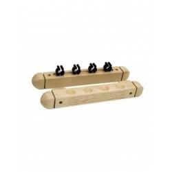 Queue mono ramin multi-jeux - 90cm - 105cm - 120cm - 130cm - 144cm