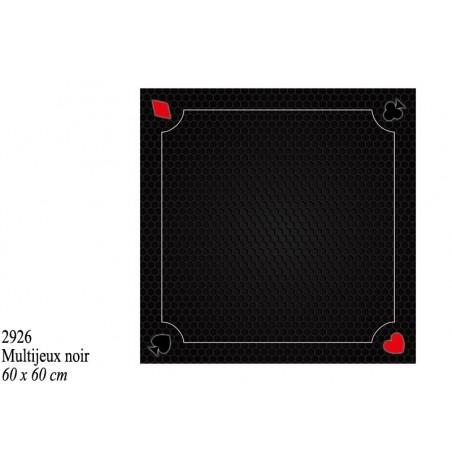 Jeux de cartes en plastique Fournier Jumbo