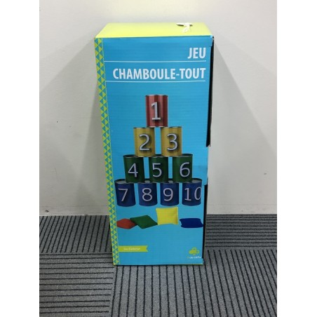 Puzzle Pyramide Precolombien D-Toys 504 pièces