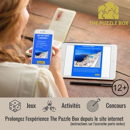 Puzzle Château Cartoon D-Toys 1000 pièces