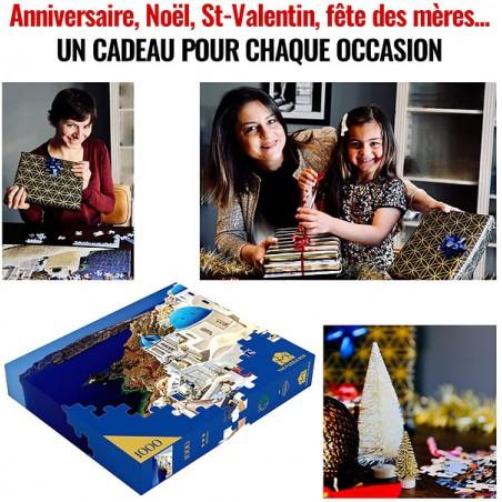 Mini puzzle en bois WENTWORTH Chambre 40 pièces