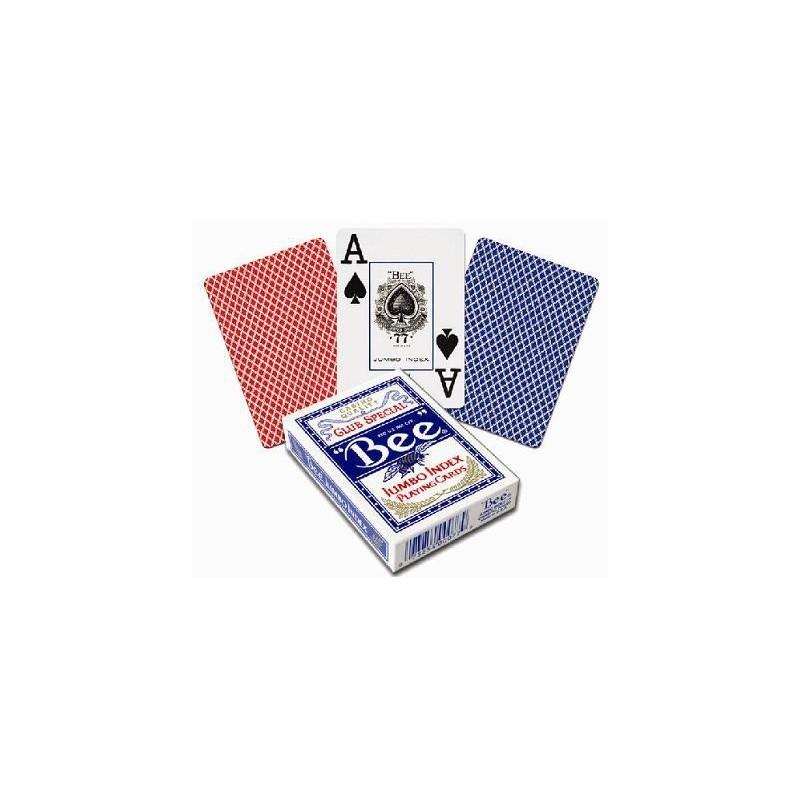 Jeux de cartes Poker BEE