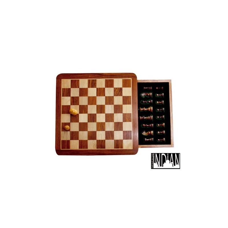 Jeu d'échecs magnétique