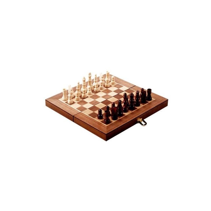 Mallette d'échecs pliable